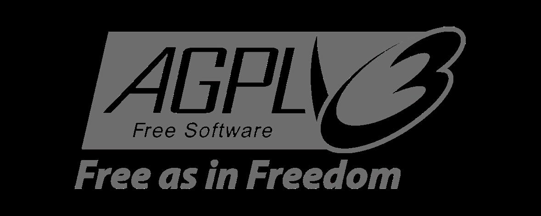 AGPLv3-Logo
